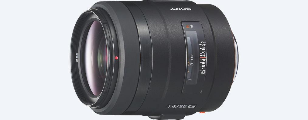 Объектив для фотоаппарата Sony SAL35F14G - A99.com.ua в Киеве