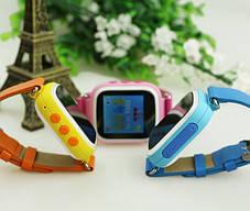 Детские умные часы с GPS трекером Q80 / Смарт беби вотч Q80 / детские ЧАСЫ - ТЕЛЕФОН smart watch, фото 2