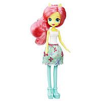 """Кукла Флатершай """"Девочки из Эквестрии"""" - Fluttershy, My Little Pony, Equestria girls, 24СМ, Hasbro"""