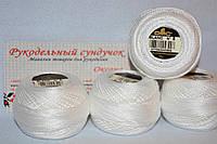 DMC Pearl Cotton Balls #8 - № Blanc