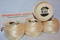 DMC Pearl Cotton Balls #12 - № Ecru