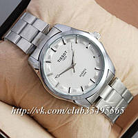 Наручные часы Tissot, для мужчин, с кварцевым механизмом, модель PRC200