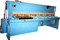 Гильотинные ножницы механические Н3418А