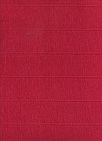Гофрированная бумага Креп Cartotecnica Rossi - ярко-красная №582
