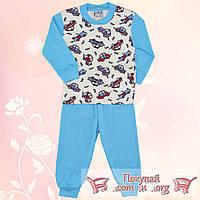 Турецкие пижамы для детей Размеры: 86-92-98см (4825-3)