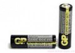 Батарейка GP R 6 Supercell серая 1x 2 в кор. (жёлтая пачка) (40/200/1000) [133015], фото 2