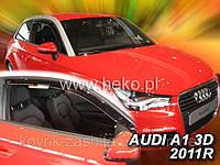 Ветровики Audi вставные (Польша - США), фото 1