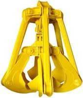Грейфер для перегрузки разделанного металлолома 8-ВТ1то-4к-В-0,5