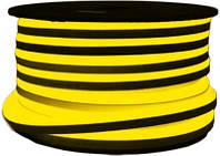 Светодиодный гибкий неон LED 220V IP68 желтый