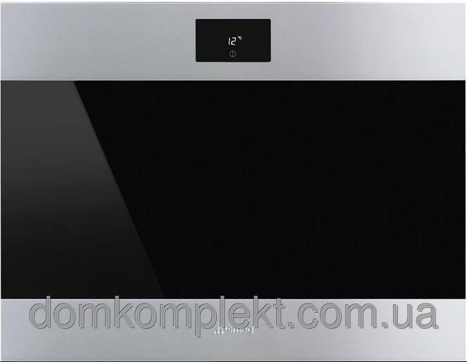 Винный шкаф SMEG CLASSICA CVI318X, фото 1
