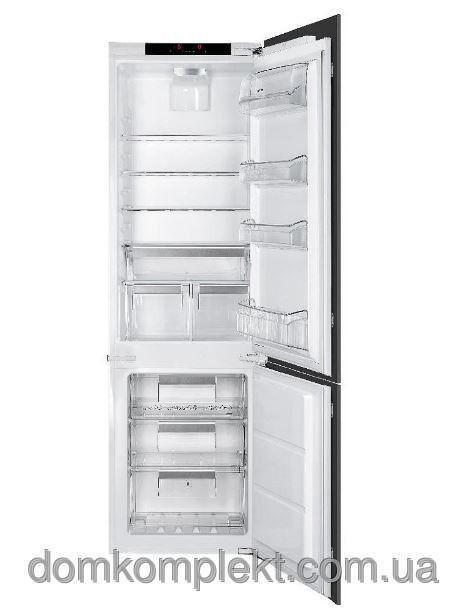 Встроенная холодильная камера Smeg DOLCE STIL NOVO CD7276NLD2P