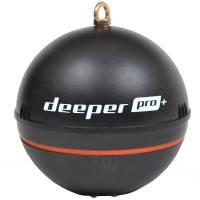 Эхолот беспроводной DEEPER PRO + (SMART, GPS, WiFi, USB)