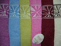 Полотенца для лица 50*90 - 6 шт., Merzuka Micro delux100 % cotton махра - Турция