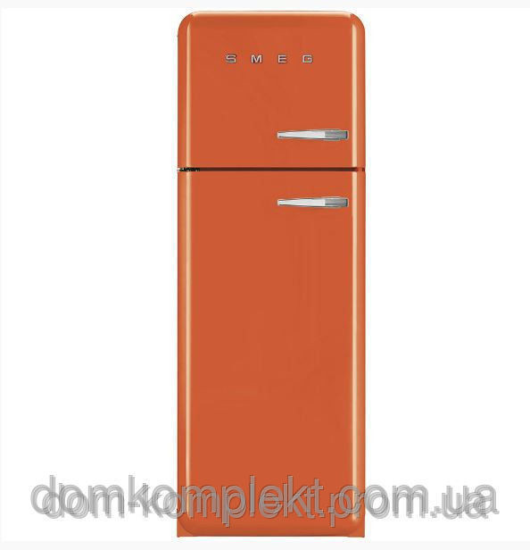 Отдельностоящий   двухдверный холодильник 50'S RETRO STYLE SMEG FAB30LO1
