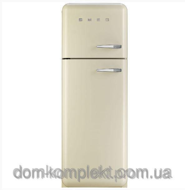 Отдельностоящий  двухдверный холодильник 50'S RETRO STYLE SMEG FAB30LP1