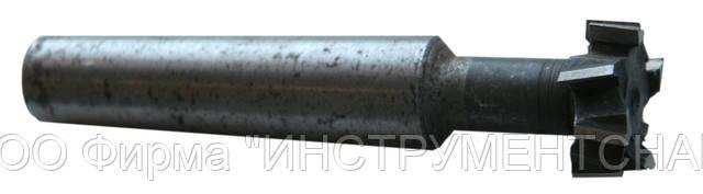 Фреза для обработки Т-образных пазов 14 мм, 2252-0158, ГОСТ 7063-72