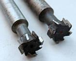 Фреза для обработки Т-образных пазов 14 мм, 2252-0158, ГОСТ 7063-72, фото 2