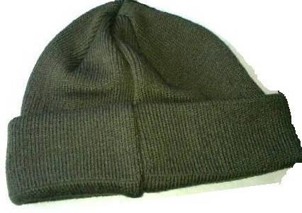 Шапка вязанная армейская, фото 2