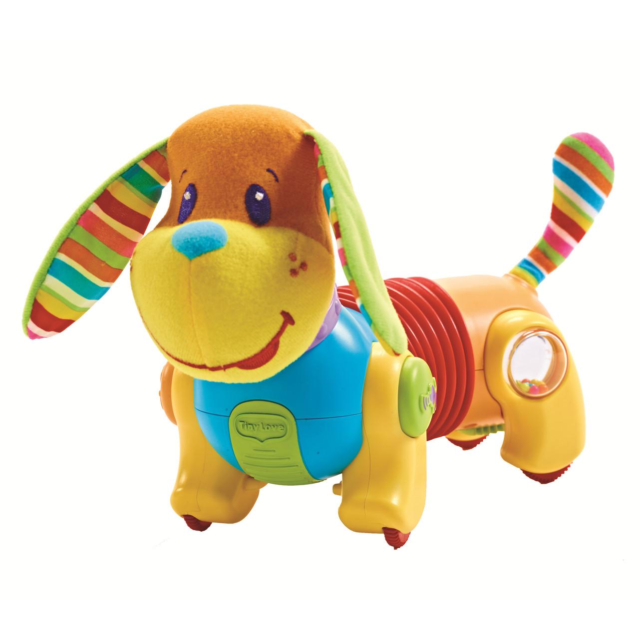 Інтерактивна іграшка «Tiny Love» (1502406830) щеня Фред
