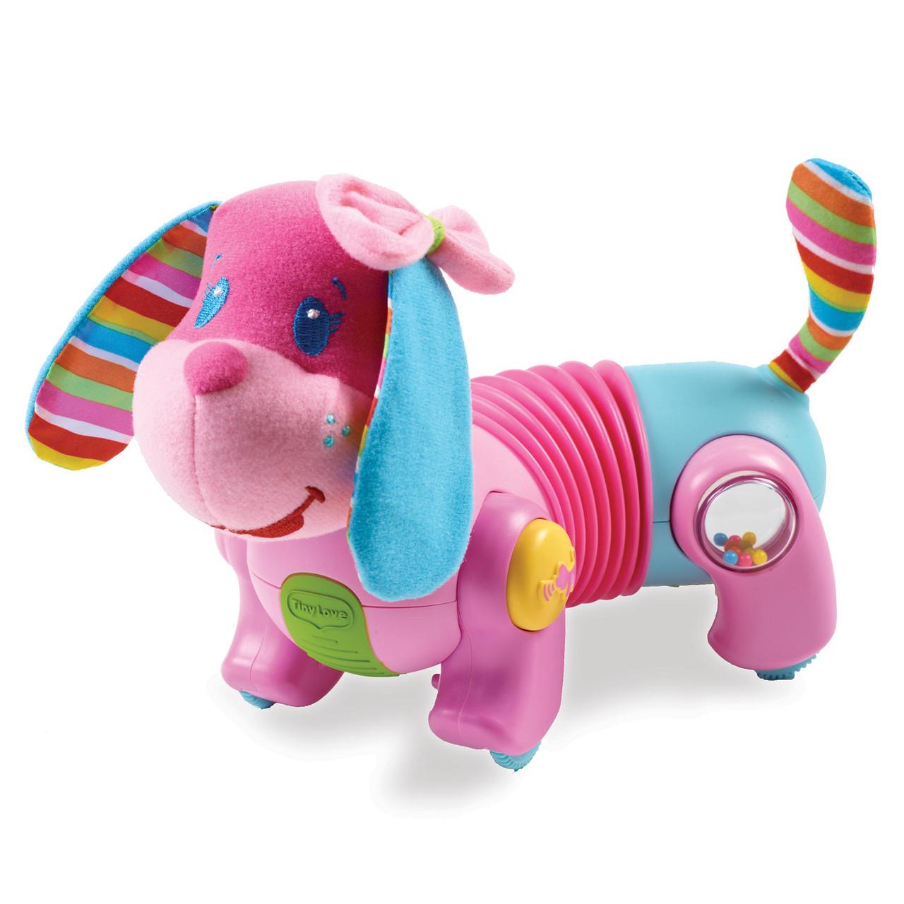 Интерактивная игрушка «Tiny Love» (1502506830) щенок Фиона