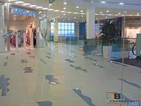 Ремонт магазинов в ТРЦ ART MALL