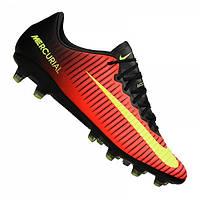 Футбольные бутсы Nike Mercurial Vapor XI AG-Pro 870.