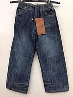 Детские теплые джинсы A-yugi мальчиков 92,98,104,110,122 роста
