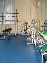 Покриття для тренажерних залів Taraflex