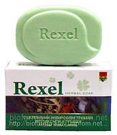 Мыло на основе лечебных индийских трав «Rexel», 75гр