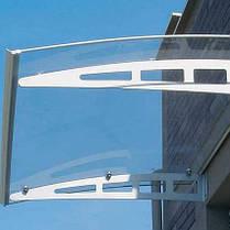 Монолитный поликарбонат 3мм прозрачный, 2,05*6,10м, фото 3