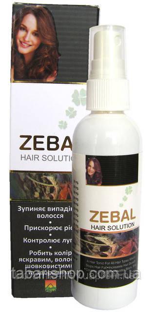 Лосьйон Zebal на травах для зміцнення волосся, 100мл