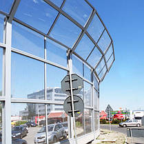 Монолитный поликарбонат 8мм прозрачный, 2,05*3,05м, фото 3