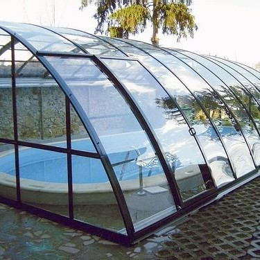 Монолитный поликарбонат 12мм прозрачный, 2,05*3,05м