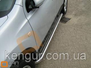 Боковые пороги Mercedes Sprinter CDI
