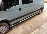 Боковые пороги Mercedes Sprinter CDI, фото 2