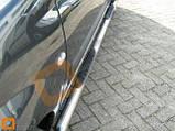 Боковые пороги Mercedes Sprinter CDI, фото 3