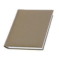 Ежедневник A5 Сидней датированный, белый блок, серый, от 10 шт