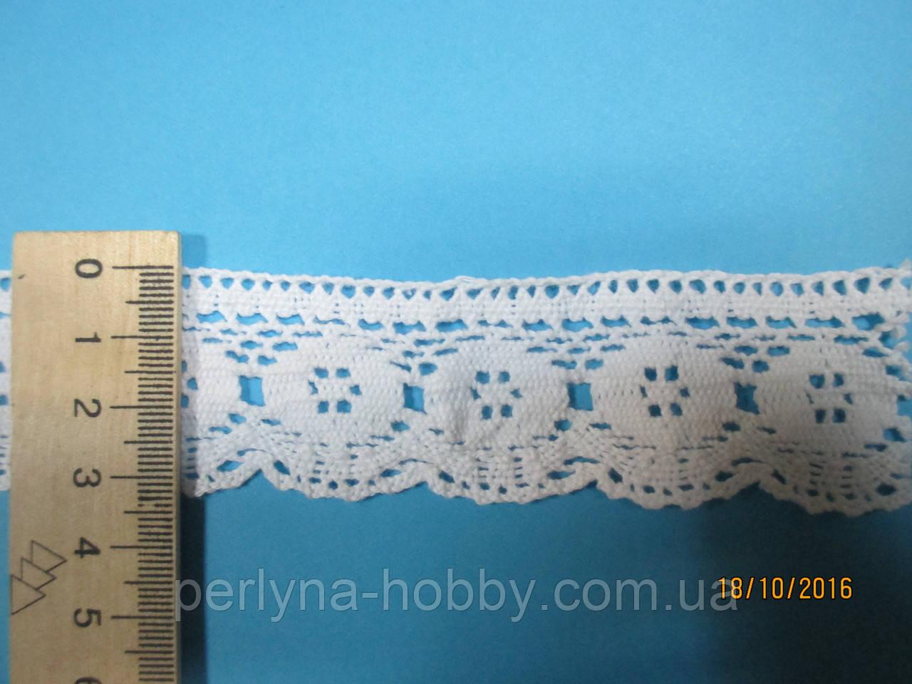 Кружево натуральное 3 см.  продажа bd844e879de56