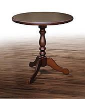 """Кофейный  столик """" Одиссей""""( орех)"""