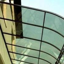 Монолитный поликарбонат 3мм бронзовый, 2,05*4м, фото 2