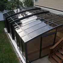 Монолитный поликарбонат 6мм бронзовый, 2,05*3,05м, фото 2