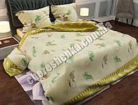 """Полуторный набор постельного белья Бязь """"Gold"""" №231"""