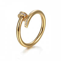 Кольцо в стиле Cartier Juste Un Clou, фото 1