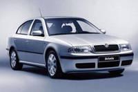 Лобовое стекло на Skoda Octavia 1997-04 г.в.