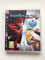 Видео игра WipeOut HD Fury (PS3) pyc