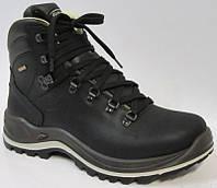 Зимние ботинки Grisport 13701, чёрные,с мембраной Италия