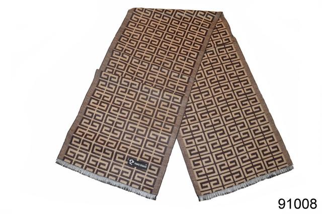 Мужской кашемировый шарф 2