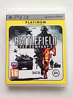 Battlefield: bad company 2 (PS3) pyc.