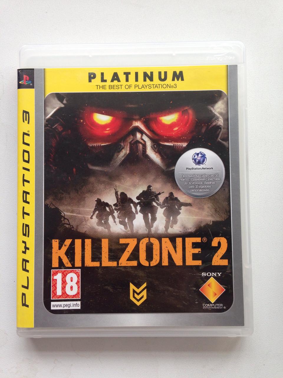 Killzone 2 (PS3) pyc.