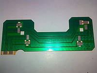 Плата печатная фонаря ВАЗ 2107 заднего правого (пр-во АвтоВАЗ)